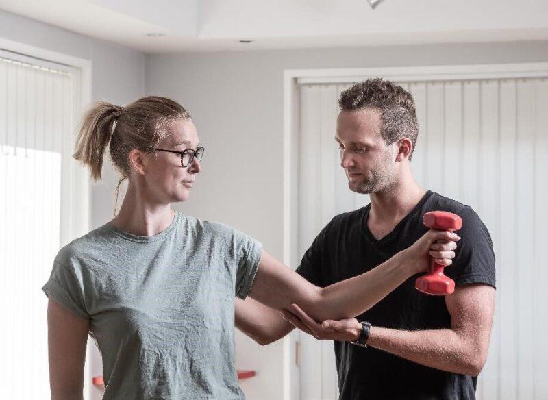 henvisning til fysioterapeut